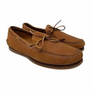 LL Bean Signature Jackman Camp Mocs Boat Shoes 11